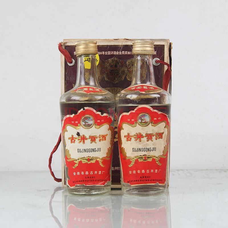 1987年名酒古井贡回收价格