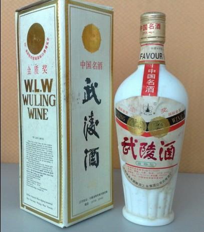 老酒回收93年武陵酒回收