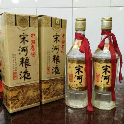 老李酒鬼网回收93年宋河粮